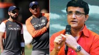 Cricket is a Captain's Game, Coach Has to Take a Back Seat: Sourav Ganguly