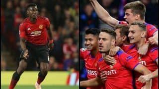 UEFA Champions League 2018-19: Real Madrid Suffer Shock Defeat to CSKA Moscow, Manchester United Settle For 0-0 Draw Against Valencia