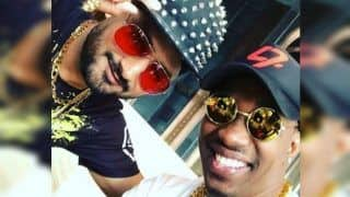 Harbhajan Singh Wishes Chennai Super Kings Mate Dwayne Bravo, Zaheer Khan Happy Birthday in Unique Way