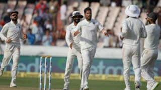 India vs West Indies 2nd Test Day 3 Highlights: Umesh Yadav Stars as Clinical India Thump Windies by 10 Wickets