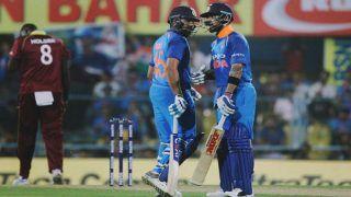 India vs West Indies 1st ODI at Guwahati: Rohit Sharma, Virat Kohli Smash Tons to Help India Beat Windies by Eight Wickets