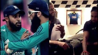 Sri Lanka vs England: Moeen Ali, Adil Rashid Take The Lie Detector Test -- WATCH