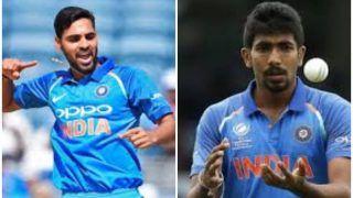Ind Vs WI : अंतिम तीन वनडे मैचों के लिए टीम में लौटे बुमराह और भुवी, शमी बाहर