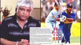 #MeToo Hits Cricket: Ex-Indian Air Hostess Accuses Former Sri Lankan Captain Arjuna Ranatunga of Sexual Harassment (Facebook Post)