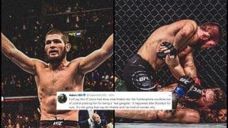 UFC 229: Shaun King to King Push, How Twitter Reacted After Khabib Nurmagomedov Beats Conor McGregor 27-0