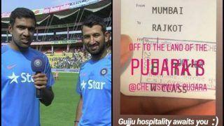West Indies Tour of India: Ravichandran Ashwin, Cheteshwar Pujara Have a Brilliant Convo on Instagram