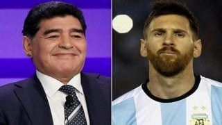 Barcelona Striker Lionel Messi Should Quit Argentina National Team; Says Legend Diego Maradona