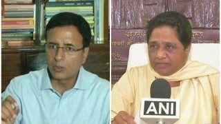 मायावती के हमले पर कांग्रेस का जवाब, कोई साथ नहीं आया तो भी भाजपा से मुकाबले को तैयार