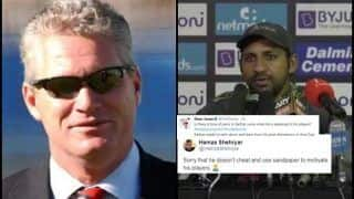 Pakistan vs Australia 1st Test Day 4 in Dubai: Dean Jones Gives Sarfaraz Ahmed Advice on His demeanour, Pakistan Fans TROLL Australian
