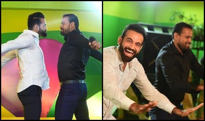 Yusuf And Irfan Pathan Dance Like Desi Boys at Their