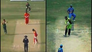 Bangladesh vs Zimbabwe 3rd ODI: When Brendon Taylor Was Nearly Given Out For Obstructing Field Like Inzamam ul Haq -- WATCH