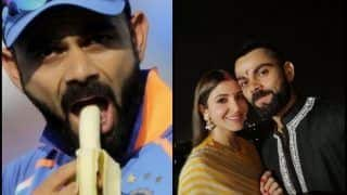 Virat Kohli-Led Team India's Wish For 2019 ICC Cricket World Cup: Wives on Tour, Rail Coach in UK And Bananas
