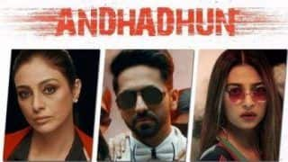Andhadhun Box Office Collection Day 4: Ayushmann Khurrana, Radhika Apte And Tabu Starrer Mints Rs 18.40 Crore