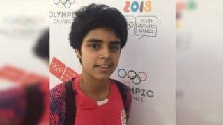 Archana Kamath Storms Into Table Tennis Quarter-Finals at Youth Olympic Games 2018