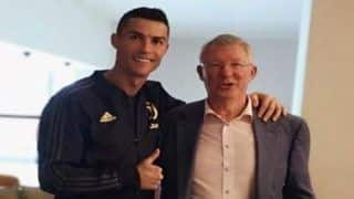 UEFA Champions League 2018: Juventus's Cristiano Ronaldo Posts Emotional Message For Sir Alex Ferguson After Beating Manchester United 1-0