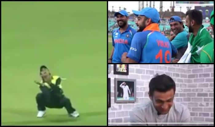 Shoaib Malik reminisces his funniest catch drop incident
