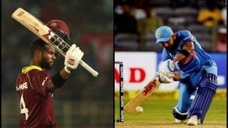 India vs West Indies 3rd ODI Highlights: Kohli's Ton Goes in Vain as Windies Win by 43 Runs