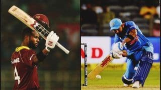 India vs West Indies 3rd ODI at Pune Match Report: Virat Kohli's Record-Breaking 38th Ton Goes in Vain as Windies Level Series 1-1