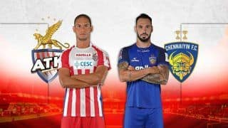 Indian Super League 2018-19, ATK vs Chennaiyin FC Live Streaming, Preview, When And Where to Watch Online