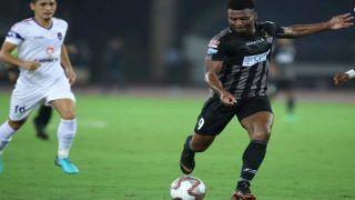 Super Sub Maimouni's Late Strike Hands ATK First Win in Indian Super League 2018 --WATCH