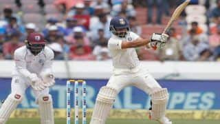 Highlights India vs West Indies 2018, 2nd Test Day 2: Ajinkya Rahane, Rishabh Pant Put India in Command Against Clueless Windies