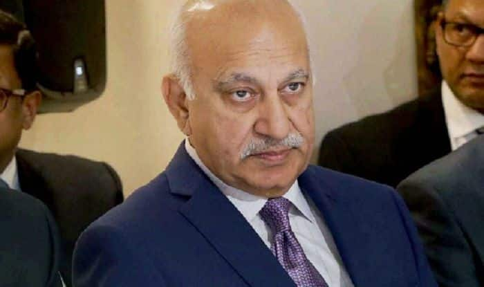MJ Akbar Steps Down as MoS For External Affairs Over #MeToo Allegations by 20 Women Journalists