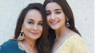 Alia Bhatt's Bedside Note by Mommy Soni Razdan Will Instantly Make You go Awww And THIS Viral Picture is Proof!