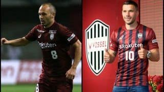 Former Barcelona Midfielder Andres Iniesta Talks About His Struggle in Japanese Football League