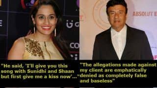 Shweta Pandit - Anu Malik's Sexual Harassment Case: Composer's Lawyer Issues a Statement Denying Claims