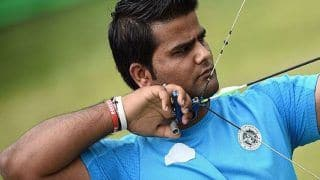 Atanu Das, Rajat Chauhan Win Indoor Archery Title
