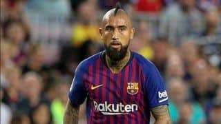 Barcelona Midfielder Arturo Vidal Charged 800,000-Euros For Nightclub Assault