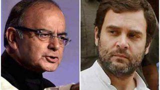 IL & FS मामले में अरुण जेटली ने दिया राहुल गांधी को जवाब, कहा- अपने वरिष्ठ नेताओं से सीख लें कांग्रेस अध्यक्ष