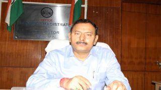 एमपी: भिंड के कलेक्टर आशीष कुमार को हटाया, धनराजू एस नए जिलाधिकारी