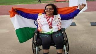India Clinches 11 Medals with 3 gold on Another Productive Day in Asian Para Games
