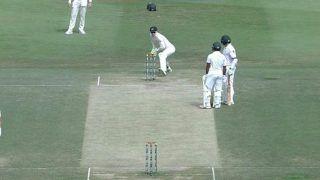 Pakistan vs Australia 2018, 2nd Test: Azhar Ali-Asad Shafiq Involve in Silliest Ever Run-Out in History of Test Cricket   WATCH VDEO