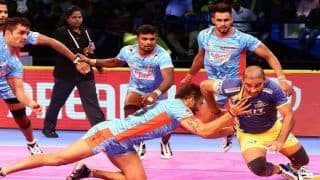 Pro Kabaddi League 2018, Match 10: Bengal Warriors Start Off With Win, Beat Tamil Thalaivas 36-27