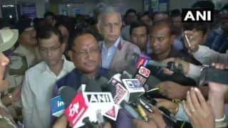 Chhattisgrah Bhilai Steel Plant Blast: Internal Committee Formed, MoS Vishnudeo Sai Calls Incident 'Unfortunate'