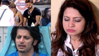 Bigg Boss 12 October 25 Written Update: Somi Khan Vomits, Deepak Thakur Eats Chillies And Megha Dhade Drinks Red Chilli Sauce
