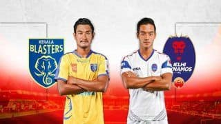 Indian Super League 2018-19 Kerala Blaster vs Delhi Dynamos Live Streaming, Timing IST, When And Where to Watch