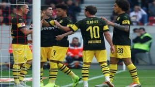Borussia Dortmund Defeats Red Bull Leipzig 0-1, Maintains Bundesliga Top Spot