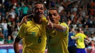 Brazil Clinch Futsal Gold at Youth Olympics, After Defeating Russia 4-1 --WATCH