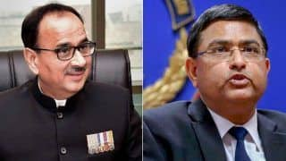 Supreme Court Reserves Order on Director Alok Verma's Plea Challenging Government Order