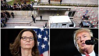 अमेरिकी जांच एजेंसी CIA की चीफ ने खशोगी मामले में ट्रंप से की मुलाकात