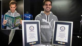 Cesc Fabregas Registers His Name in 2019 Guinness World Book of Records, Mohamed Salah And Harry Kane Also Join The List