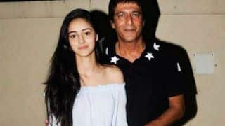 Chunky Pandey's Wish For Daughter Ananya Pandey on Her 20th Birthday is so Pure And Honest That Only a Father Can Say it