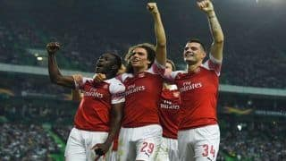 Arsenal Extend Scintillating Winning-Run With Danny Welbecks's Strike Against Sporting Lisbon