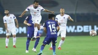 ISL 2018: Delhi Dynamos Holds Defending Champions Chennaiyin FC to a Goalless Draw--Video Highlights