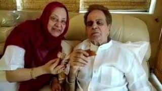 Dilip Kumar Celebrates His 96th Birthday With Wife Saira Banu, Close Friends And Family
