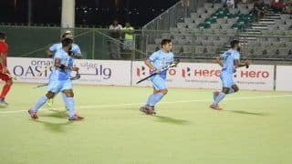Asian Champions Trophy Hockey 2018: Dilpreet Singh Scores Hat-Trick as Defending Champions India Thump Oman 11-0