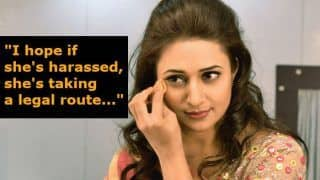 Yeh Hai Mohabbatein Actress Divyanka Tripathi Comments on The Tanushree Dutta Sexual Harassment Case Against Nana Patekar And Vivek Agnihotri